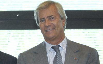 Vincent Bolloré président du conseil de surveillance de Vivendi