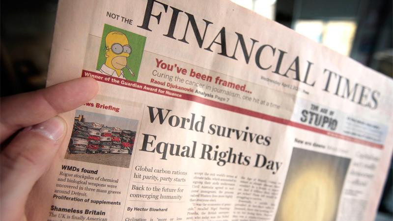 Le Financial Times a réussi le numérique