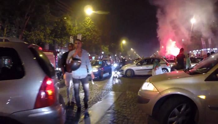Débordements algériens en France : les médias bottent en touche