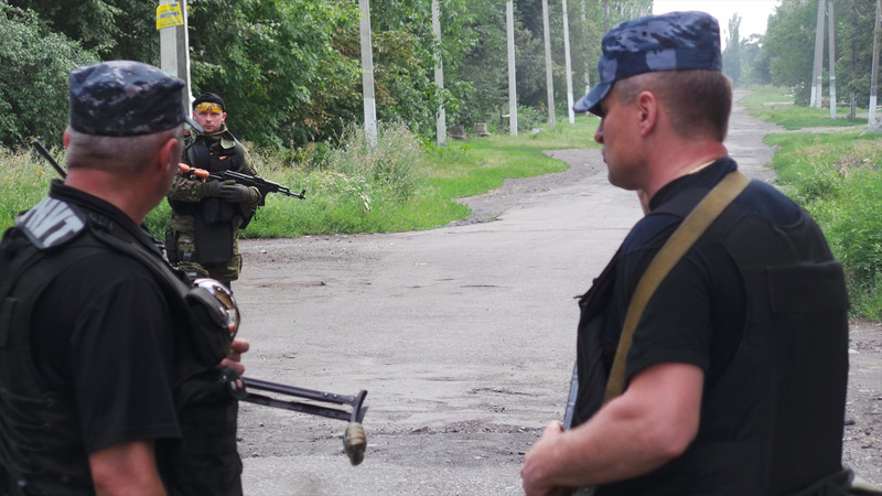 Les arrestations de journalistes se multiplient en Ukraine