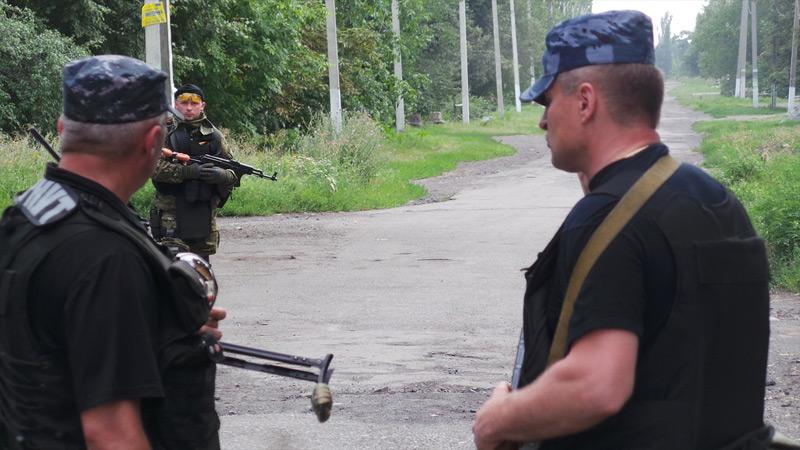 Les arrestations de journalistes se multiplient en Ukraine