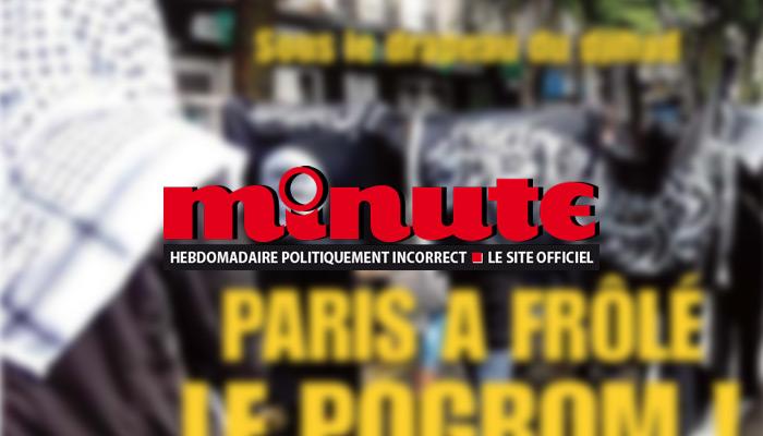 Le ministre du Travail relaxé après avoir qualifié Minute de journal « xénophobe »