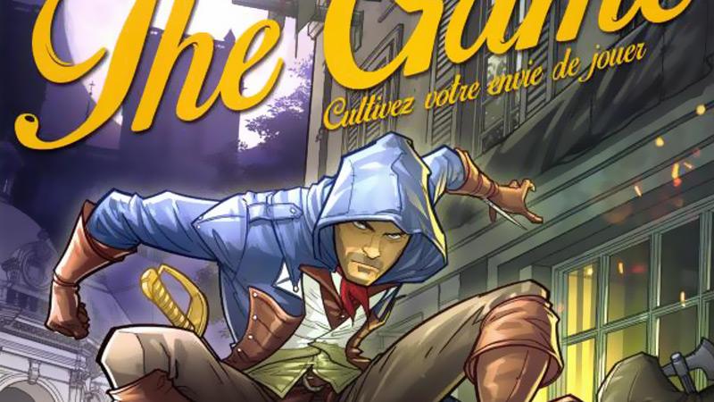 The Game, un petit nouveau ambitieux dans la presse jeu vidéo