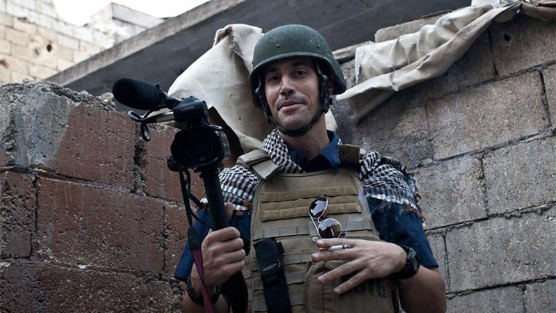 Mort de James Foley : ses confrères témoignent