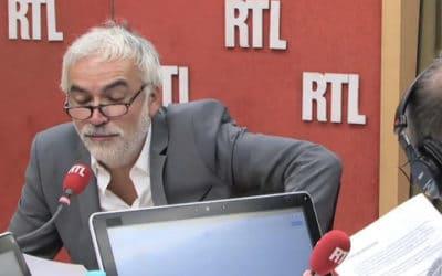 Pascal Praud remplace Léa Salamé dans « Ça se dispute»