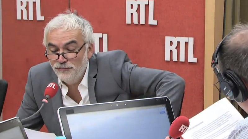 Pascal Praud remplace Léa Salamé dans « Ça se dispute »