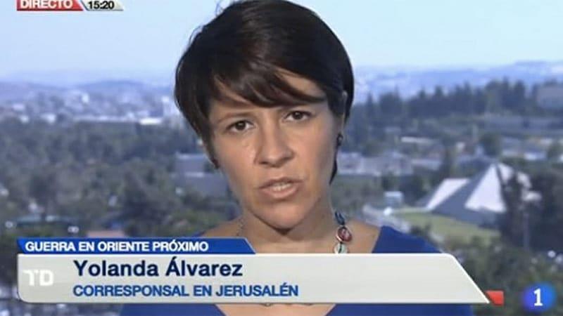 Israël met les journalistes espagnols sous pression