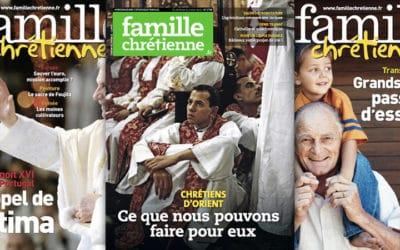 Flash info : Famille Chrétienne change depeau