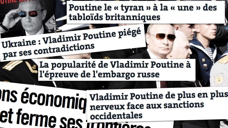 Les médias français et l'Ukraine