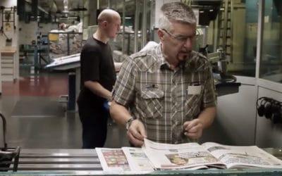 Documentaire : la fin de la presse papier en2029?