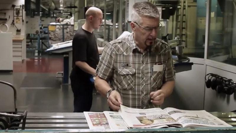 Documentaire : la fin de la presse papier en 2029 ?