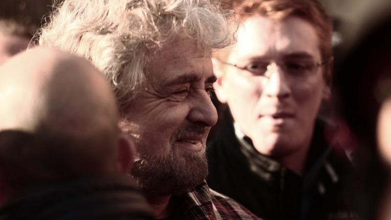Italie : la guerre médiatique de Beppe Grillo