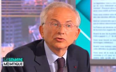 Olivier Schrameck répond aux salariés deLCI