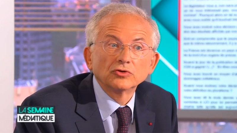 Olivier Schrameck répond aux salariés de LCI
