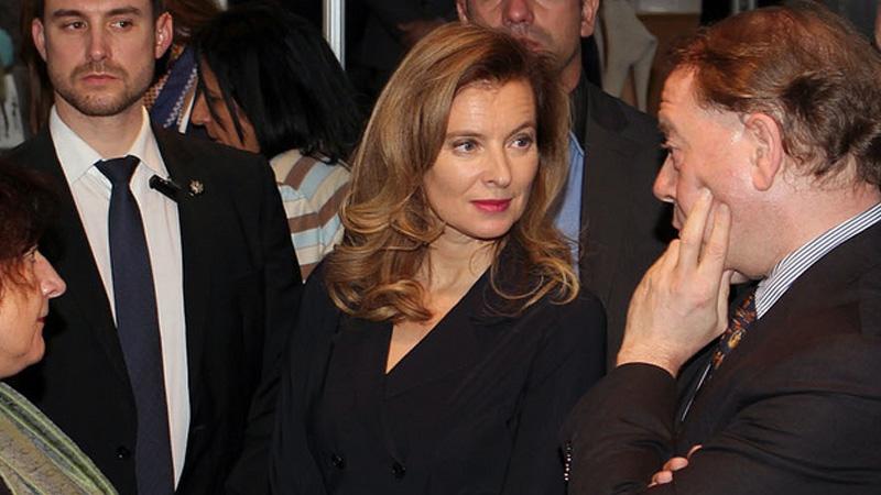 La journaliste politique Valérie Trierweiler juge les ministres du gouvernement Ayrault…