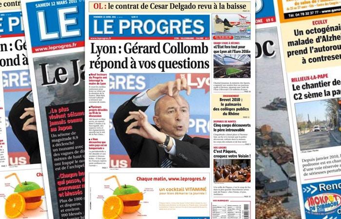 Flash info : Xavier Antoyé (Progrès de Lyon) devient rédac' chef de trois quotidiens