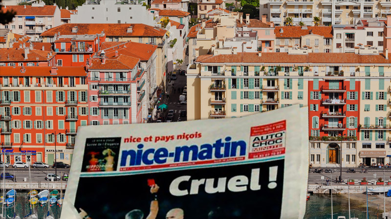 Flash info : réunion hier à Nice-Matin