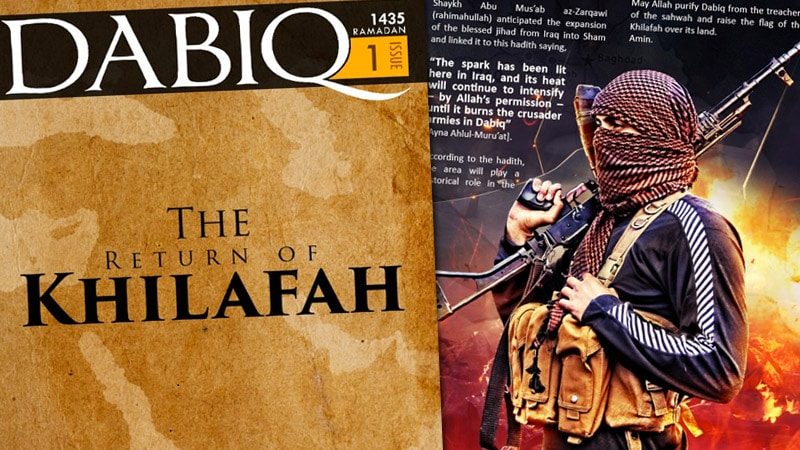 Dabiq, le magazine numérique de… l'État islamique