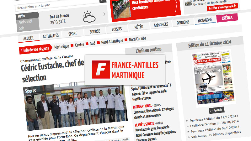 Les mécomptes de France Antilles