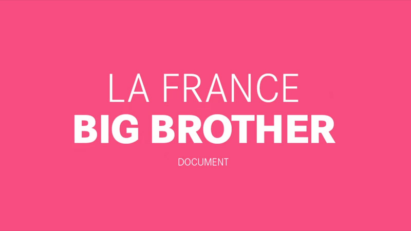 La France Big Brother, le nouveau livre de Laurent Obertone