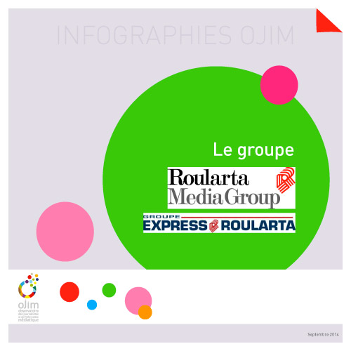 Infographie : L'Express Roularta