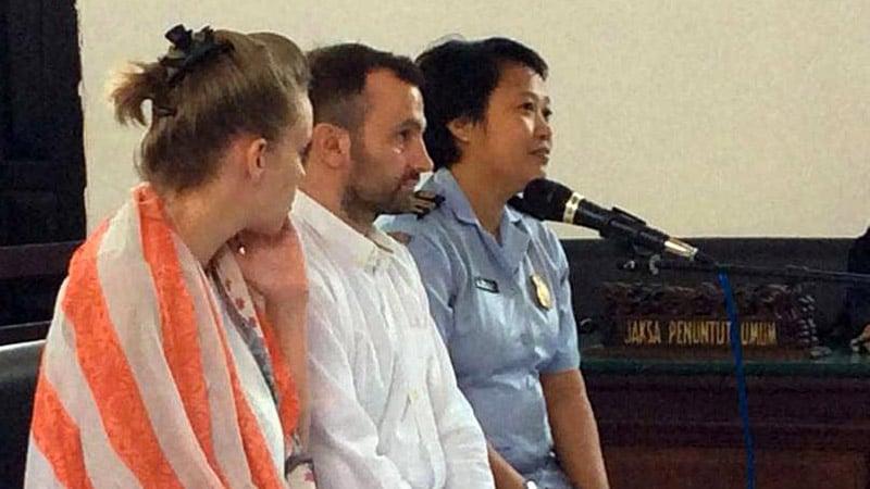 Indonésie : ouverture du procès des deux journalistes français
