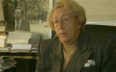 Décès d'Éveline Baylet, figure emblématique de La Dépêche duMidi