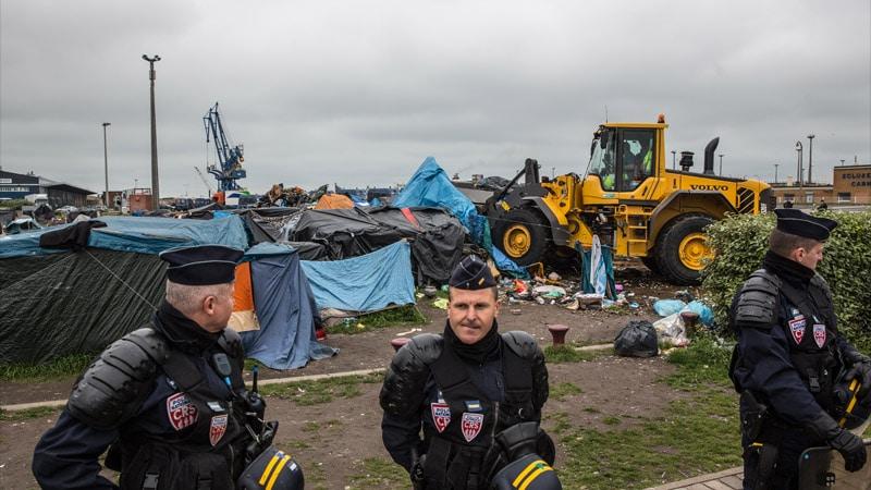 Dossier : Calais, le peuple en angle mort
