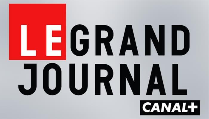 Le « Grand Journal » de Canal+ en chutelibre