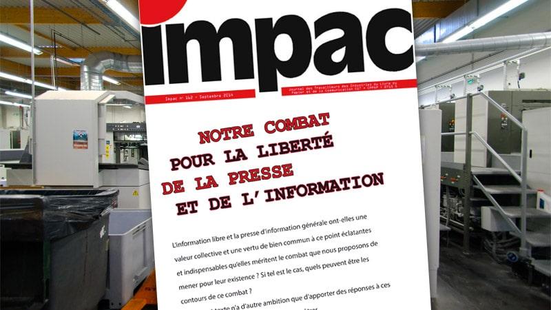Crise de la presse : le point de vue de la Filpac-CGT