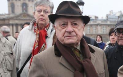 Pierre Bergé traite un journaliste du Monde de « connard»