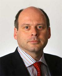 Tony Barber, rédacteur en chef Europe du Financial Times