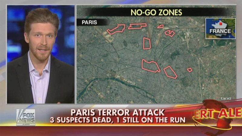 Paris vu des USA : du « melting pot » « aux zones de non-droits »