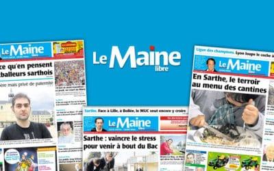Le Maine Libre réduit son réseau local