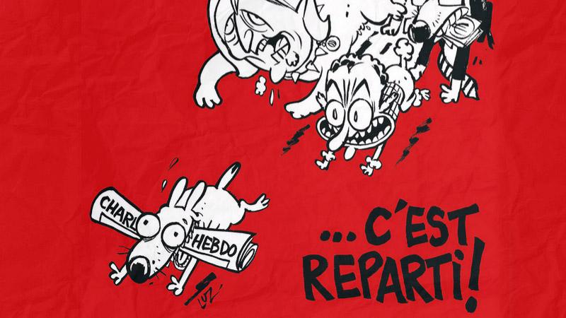 BFMTV en une de Charlie Hebdo : les explications du rédacteur en chef