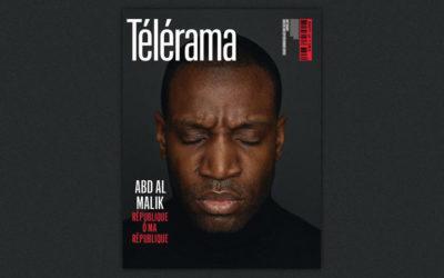 Une de Télérama : Abd al Malik en plein délire de persécution