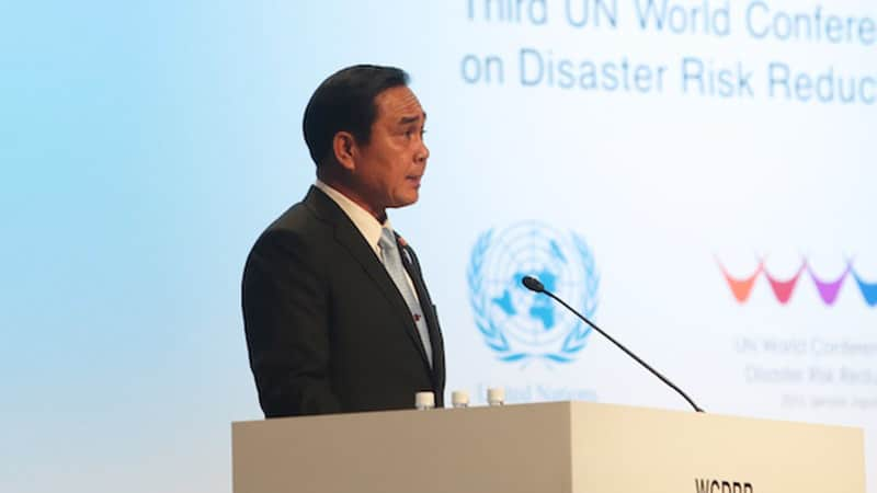 Le premier ministre thaïlandais menace d