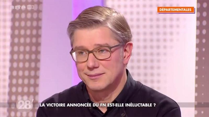 Jean Quatremer veut établir un « cordon sanitaire » autour du premier parti de France…