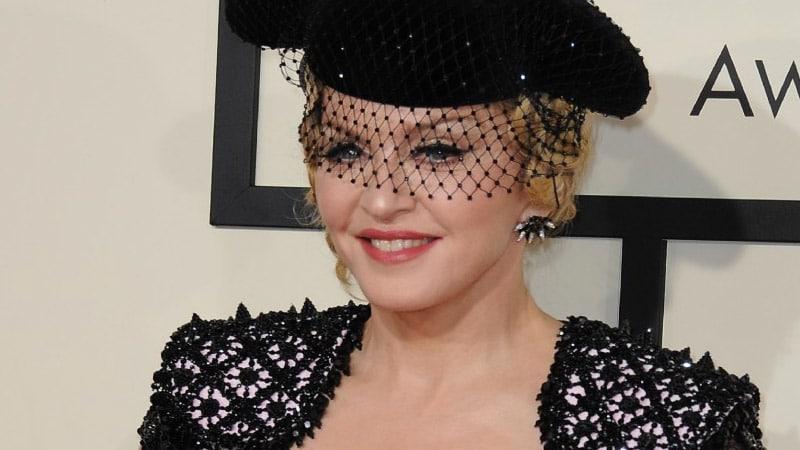 Madonna, ou le sauvetage de l