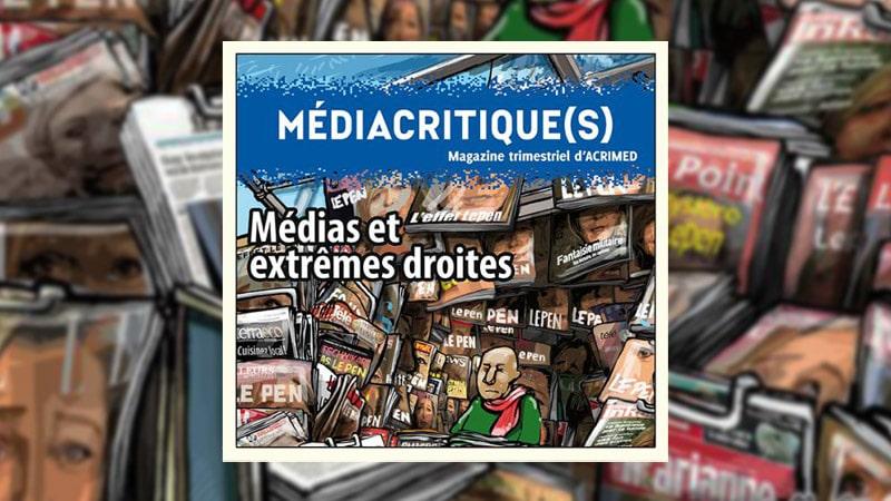 Mediacritique(s) n° 14, médias et extrêmes droites
