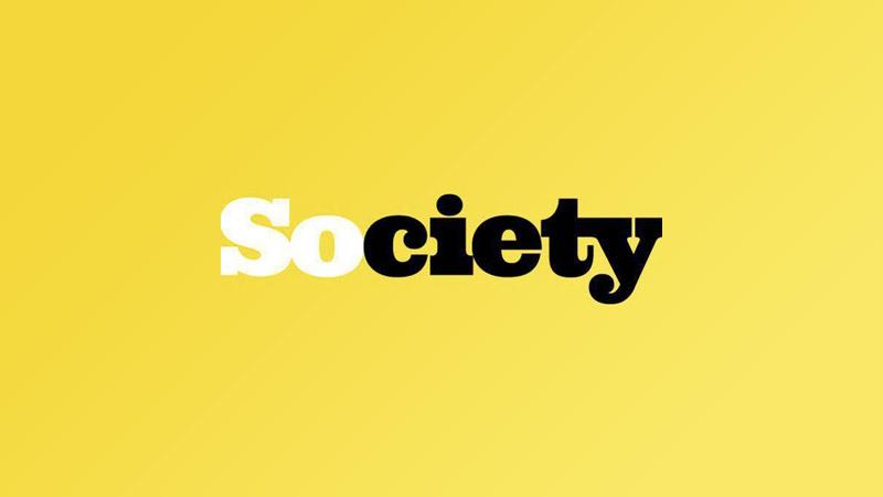 Lancement d'un « quinzomadaire » : Society