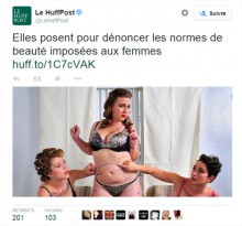 Le « clickbait » : une seconde nature pour le Huffington Post