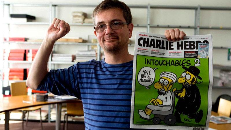 Charb : « Si je n'avais pas été dessinateur, j'aurais été kamikaze »