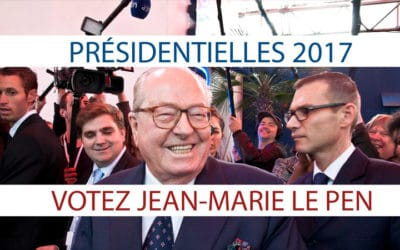 Candidature de Jean-Marie Le Pen pour 2017 : la bourde du Point
