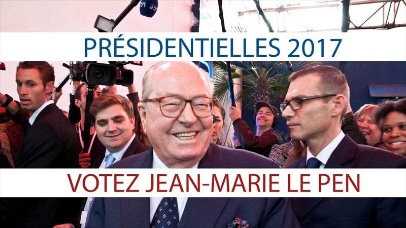 Candidature de Jean-Marie Le Pen pour 2017 : la bourde du Point