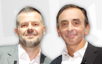 Paris Première justifie le maintien d'Éric Zemmour