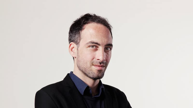 Portrait : Raphaël Glucksmann
