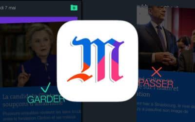Le Monde lance sa « Matinale » sur mobile