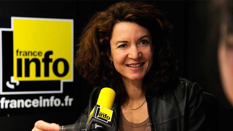 Marie-Ève Malouines, nouvelle présidente de LCP