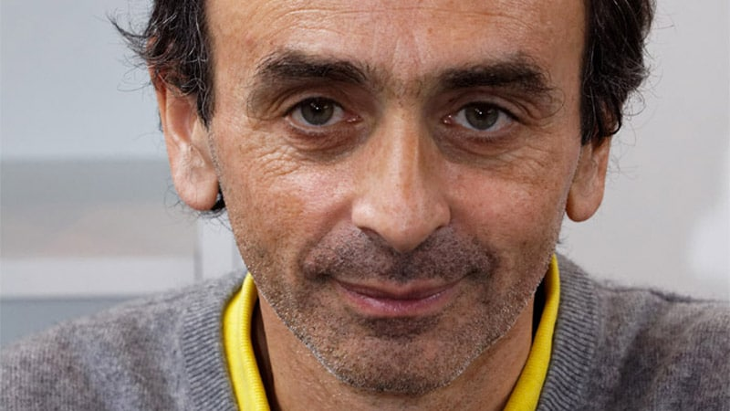 Éric Zemmour devant le tribunal pour « incitation à la haine raciale »